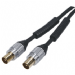 5m M-M TV Aerial Lead with Suppressors - Suitable for Digital TV